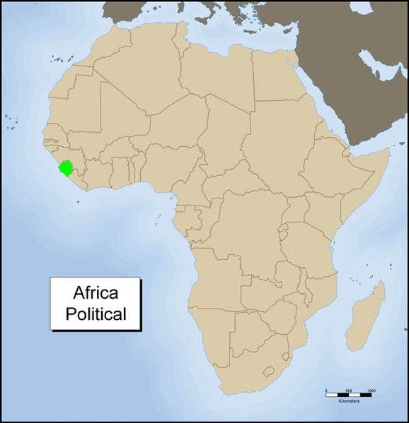 Sierra Leone by Luke GPS Africa
