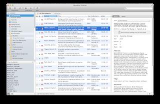 Mendeley Desktop (Mac)