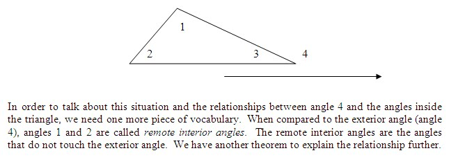 Interior Angles: Angles Between The Two Lines (in Our Case, Between P And Q)