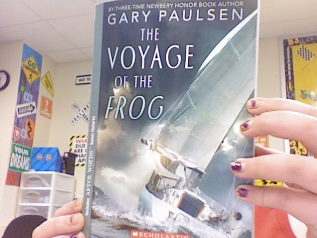 The Voyage Of The FROG - Rebekah's Book Nook