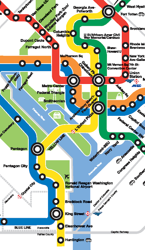 Dc Metro Map Yellow Line.Yellow Line Metro Dc Property