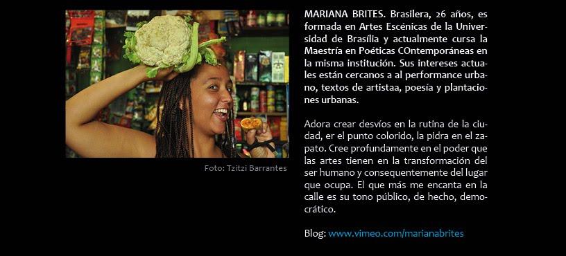 Mariana Brites (en VIVO)