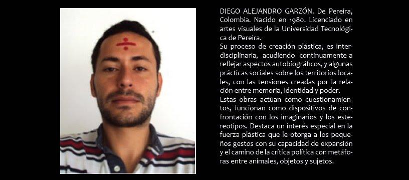 Diego Alejandro Garzón (en VIVO)