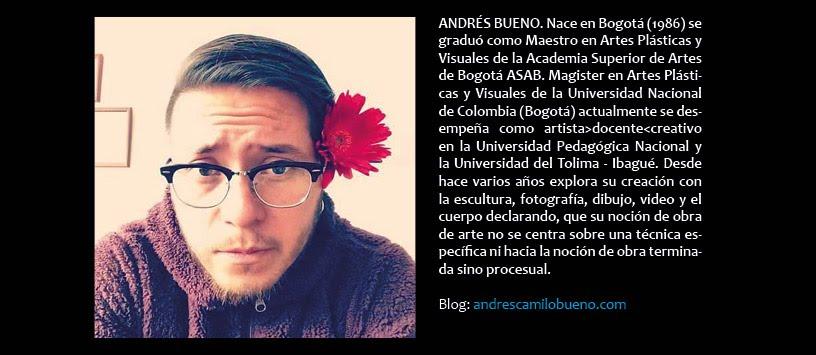 Andrés Bueno (en VIVO)