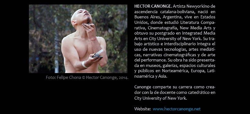 Hector Canonge (en VIVO)