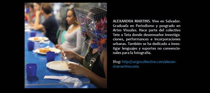 Alexandra Martins y Romulo Barros (en DIFERIDO)