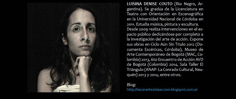 Luisina Denise Couto (en DIFERIDO)