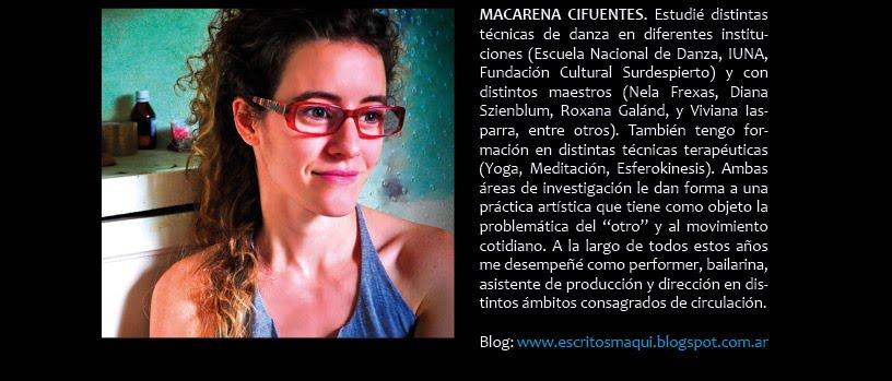 Macarena Cifuentes y Abel Obregón (en DIFERIDO)