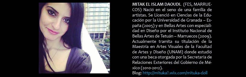 Mitak EL Islam Daoudi, Therika Mayoral e Ivonne Navas (en DIFERIDO)