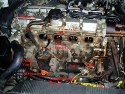 also Volvo Pv544 Engine further Diy Volvo Repair Diagrams furthermore Wire Harness Protective Covers further Pcv Breather System Replacement 33970. on volvo 240 engine diagram