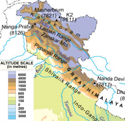 Hemis National Park India  Physical Geography of Global Parks