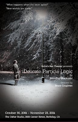 Delicate Particle Logic