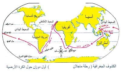 تجو ل مع البح ارة والر حالة موقع الجغرافيا الخاص بالمعلمة سميرة معلم