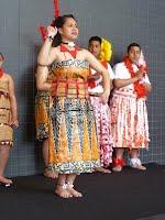 Tongan Dancing