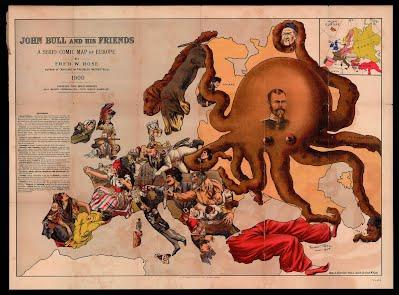 Karta Europa Andra Varldskriget.1900 Talet