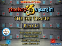 Fireboy And Watergirl 3 The Ice Temple Http Www Coolmath Games Com 0