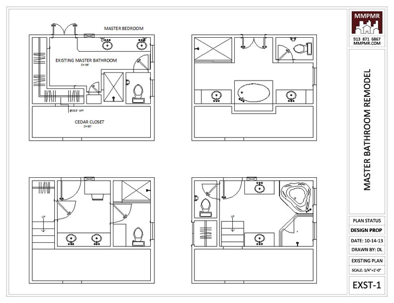 We Focus More On The Space Plan And How Room Will Be Used For A Bathroom Ask Clients Must List Wish