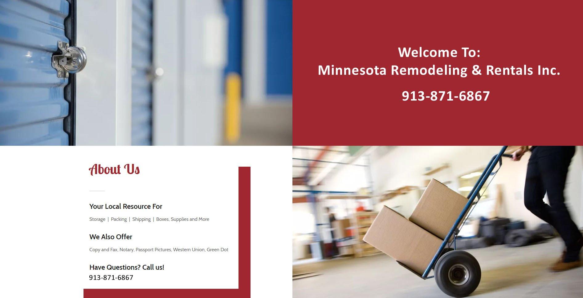 Awesome Minnesota Remodeling u Rentals Inc