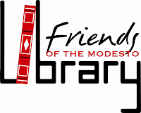 Friends of the Modesto Library logo