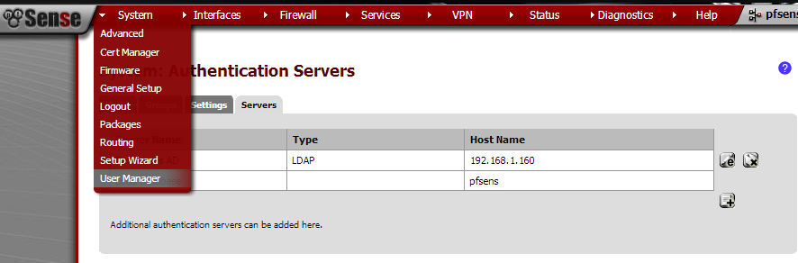 Pfsense and Active Directory Integration - LASTCOPY