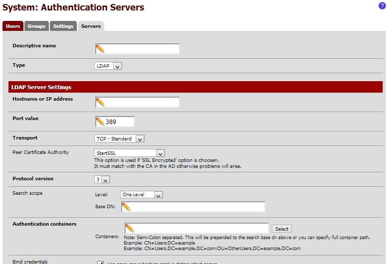 Pfsense and Active Directory Integration - LASTCOPY