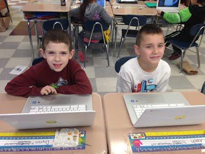 Second Grade - K-5 Computer Labs