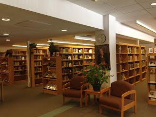 Photo of MHS Library