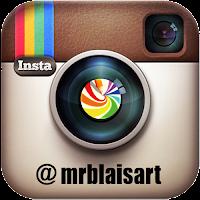 Mr. Blais Instagram Logo