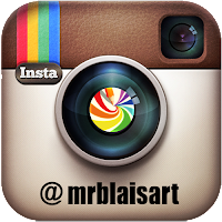 Mr. Blais Instagram Logo