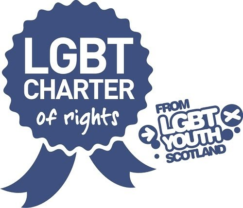 LGBT Charter of Rights logo