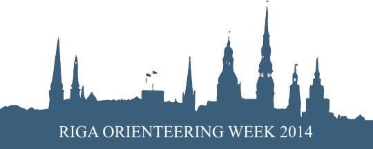 Rīgas orientēšanās nedēļa 2014