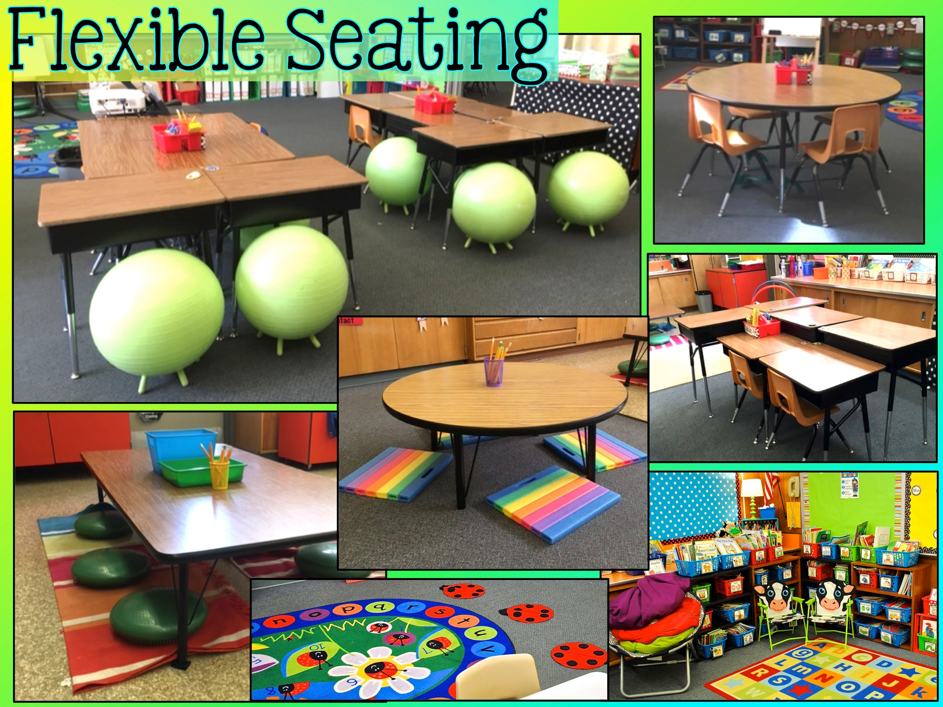 Classroom Arrangement Ideas For Elementary ~ Flexible seating miss snable s first grade