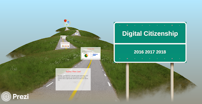 Image from prezi road map for digital citizenship