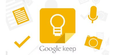 Google Keep tools