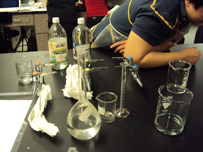 Determining the Concentration of Acetic Acid in Household Vinegar