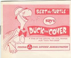 Bert the Turtle from a PSA