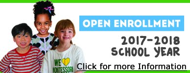Open Enrollment for 2017-2018 School Year