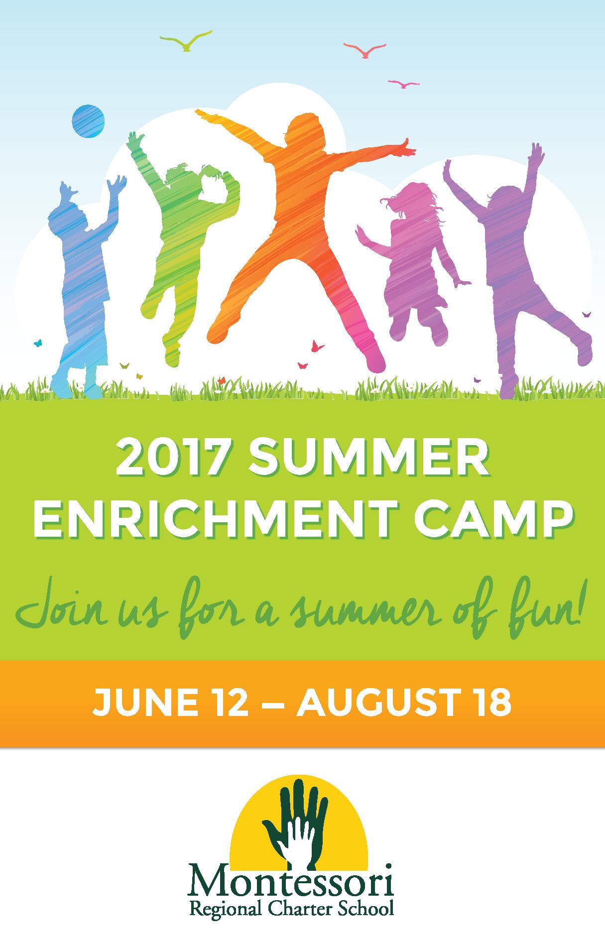 MRCS Summer Camp 2017