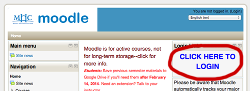 Umass Students Moodle Help 2