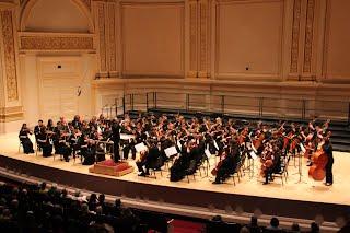 Carnegie Hall Calendar February 14, 2019 HomesteadOrchestra