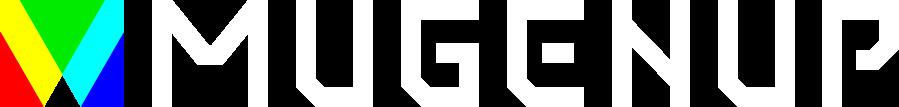 MUGENUPロゴ