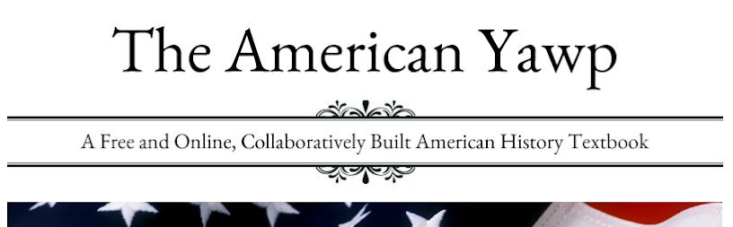 The American Yawp Logo