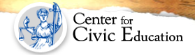 Center for Civic Education Logo