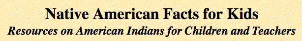 Native American Facts for Kids Logo