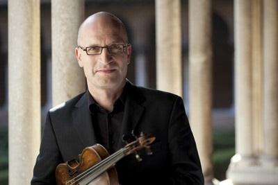 Gilles Colliard, violoniste, chef d'orchestre
