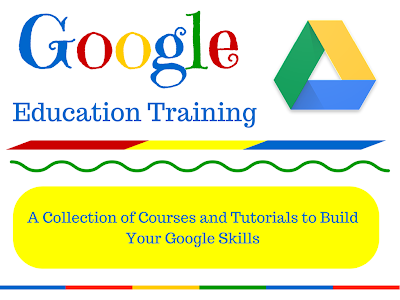 Google Education Trainnig