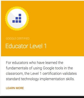 Image result for google educator 1