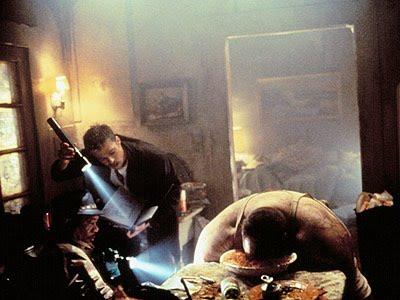 Gluttony Crime Scene Seven Deadly Sins