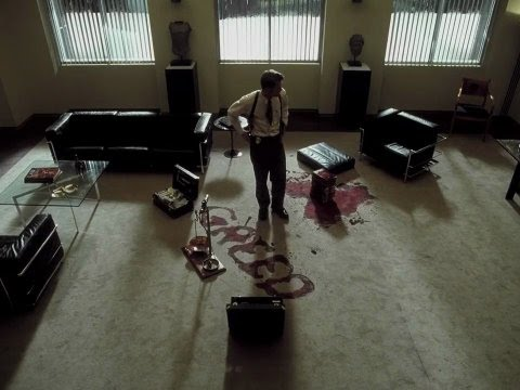 Greed Crime Scene - Seven Deadly Sins