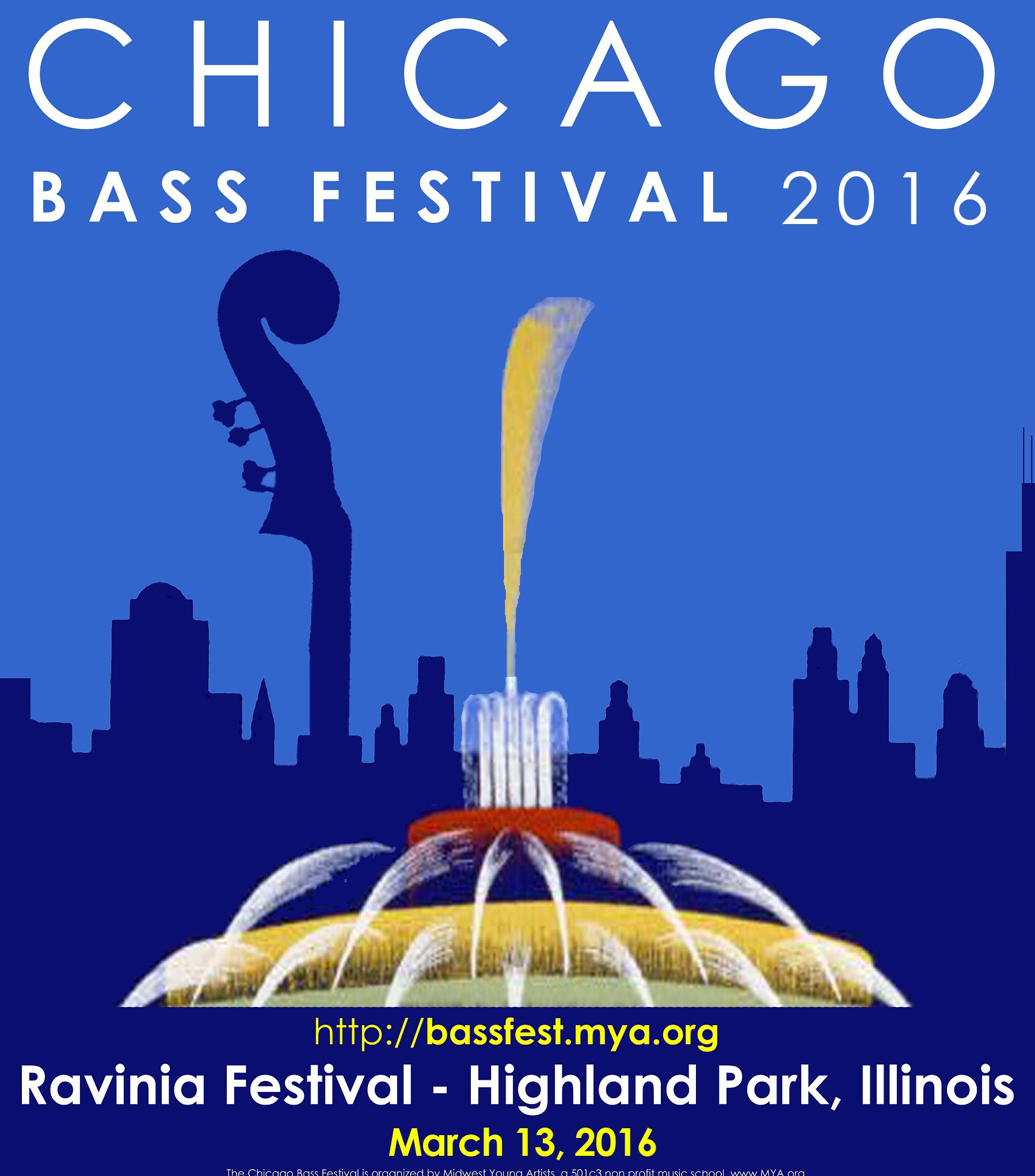 Chicago Bass Festival 2015